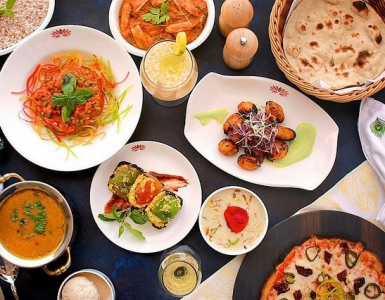 Hot & Spicy: 3 Best Indian Food Restaurants in Dubai