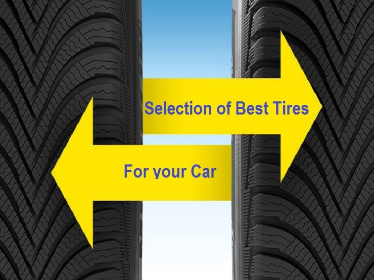 Tips For The Selection Of Best Tires For Your Car